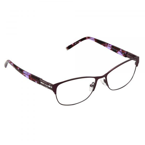 Harley Davidson Purple 540 - Eyeglasses - Right