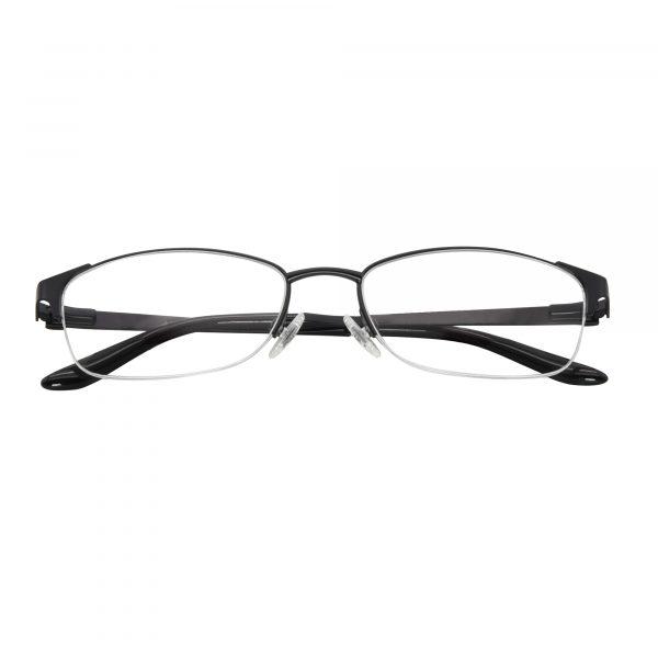 Harley Davidson Black 541 - Eyeglasses - Folded