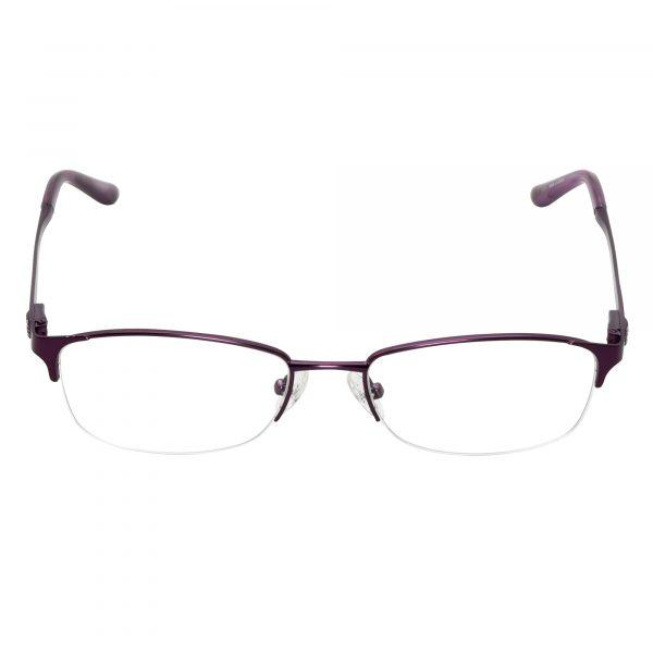 Harley Davidson Purple 541 - Eyeglasses - Front