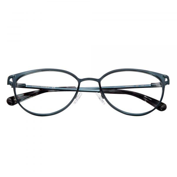 Banana Republic Green Ginnifer - Eyeglasses - Folded