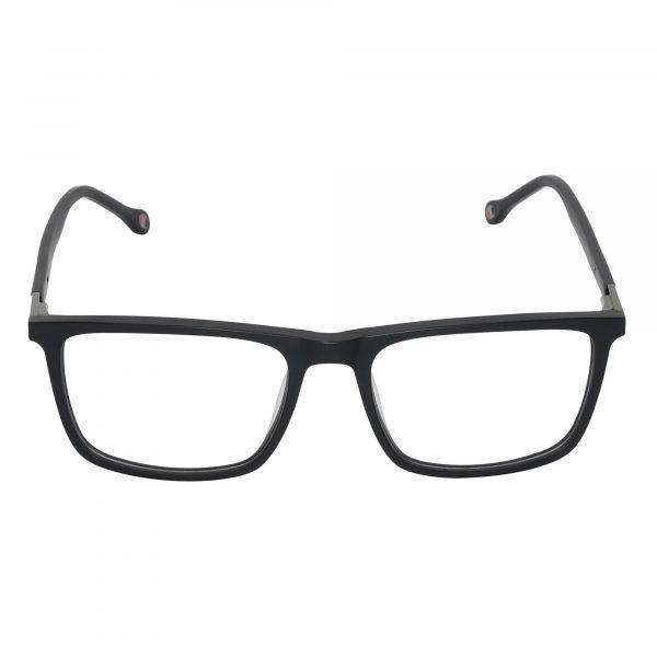 Champion Black Crosby - Eyeglasses - Front