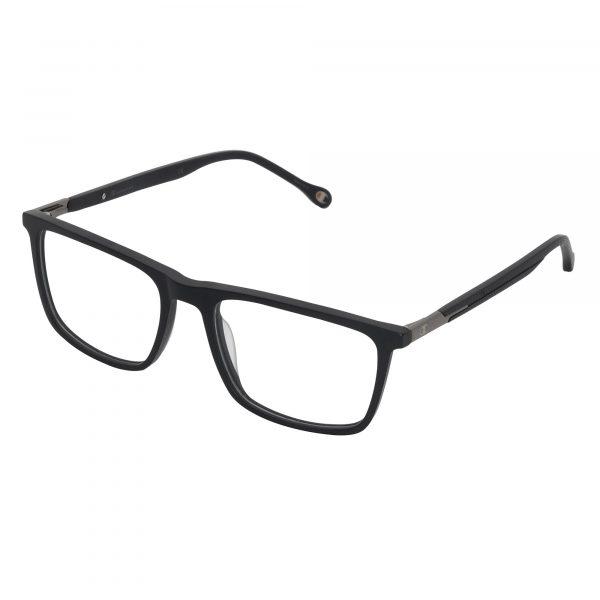 Champion Black Crosby - Eyeglasses - Left