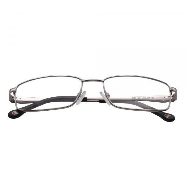 Champion Gunmetal CU1001 - Eyeglasses - Folded