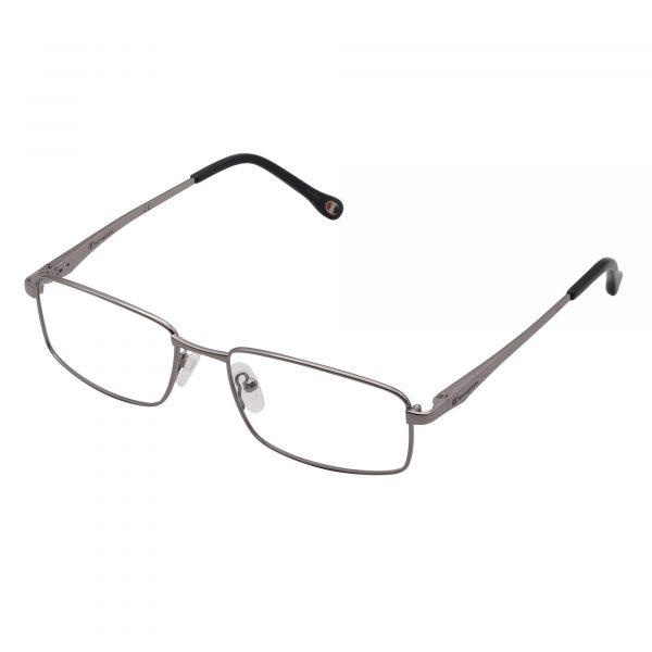 Champion Gunmetal CU1001 - Eyeglasses - Left