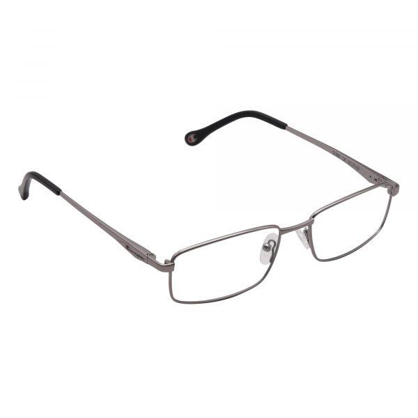 Champion Gunmetal CU1001 - Eyeglasses - Right