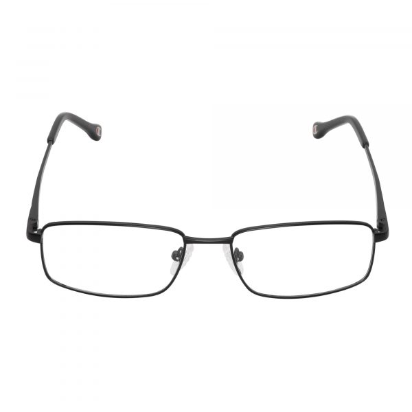 Champion Black CU1001 - Eyeglasses - Front