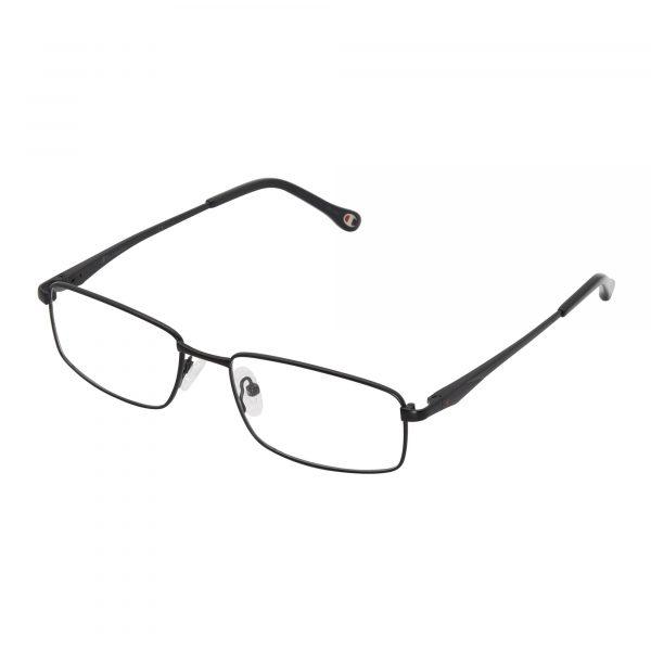 Champion Black CU1001 - Eyeglasses - Left