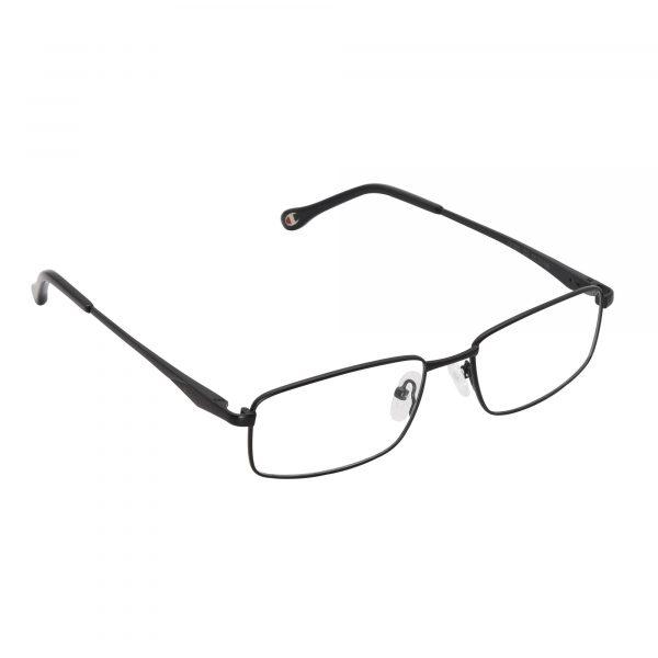 Champion Black CU1001 - Eyeglasses - Right