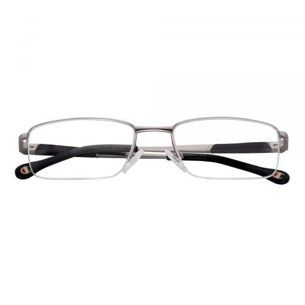 Champion Gunmetal CU1016 - Eyeglasses - Folded