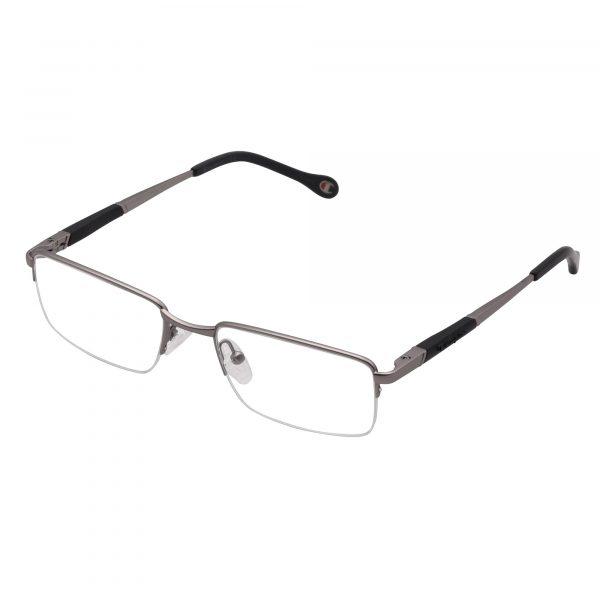 Champion Gunmetal CU1016 - Eyeglasses - Left