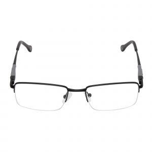 Champion Black CU1016 - Eyeglasses - Front