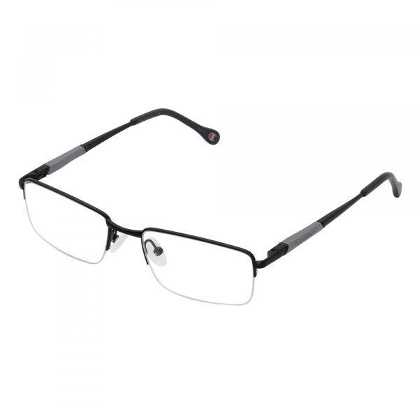Champion Black CU1016 - Eyeglasses - Left
