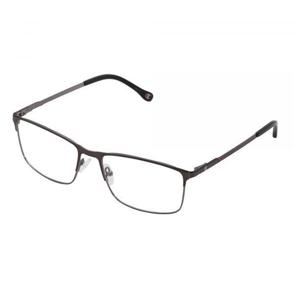 Champion Gunmetal CU4015 - Eyeglasses - Left