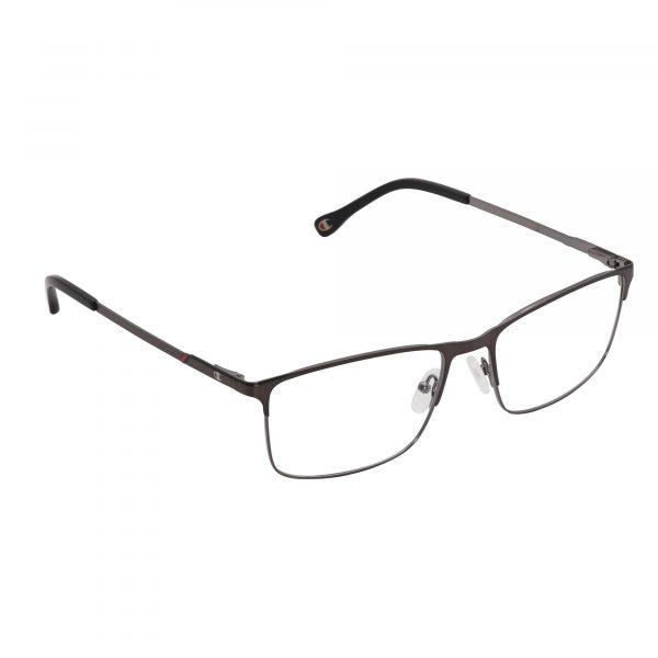 Champion Gunmetal CU4015 - Eyeglasses - Right