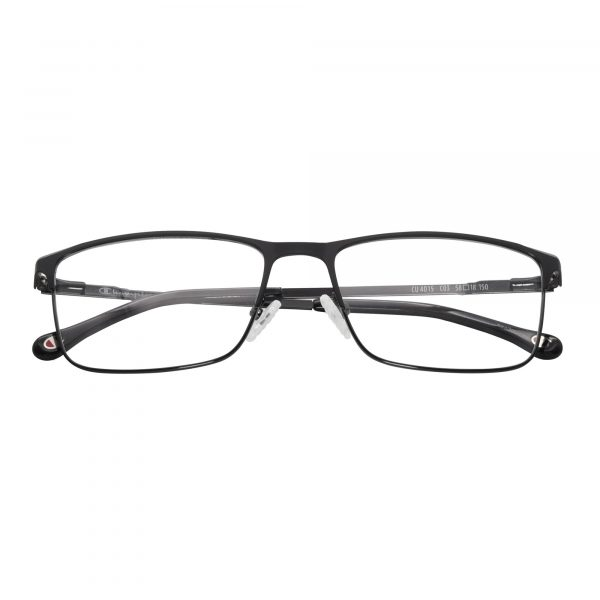 Champion Black CU4015 - Eyeglasses - Folded