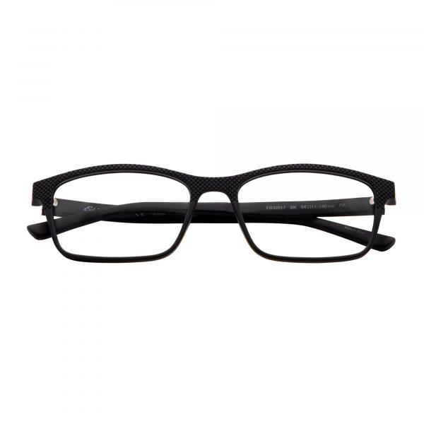 Eddie Bauer Black 32017 - Eyeglasses - Folded