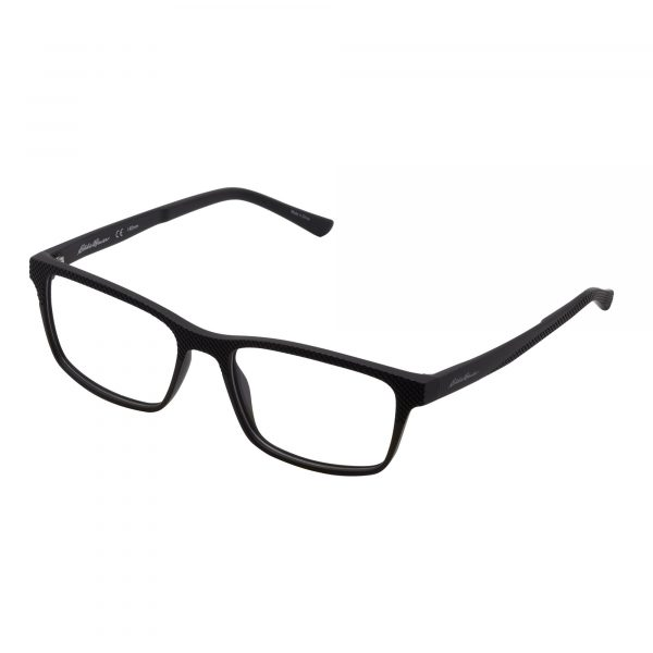 Eddie Bauer Black 32017 - Eyeglasses - Left