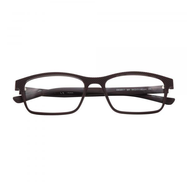Eddie Bauer Brown 32017 - Eyeglasses - Folded