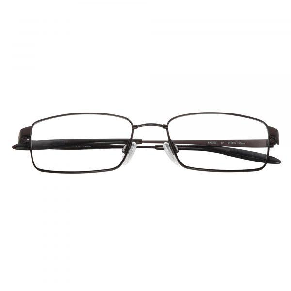 Eddie Bauer Brown 32021 - Eyeglasses - Folded