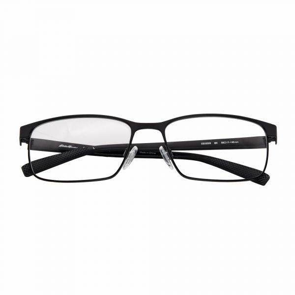 Eddie Bauer Black 32026 - Eyeglasses - Folded