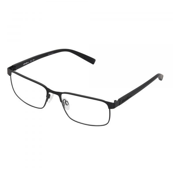 Eddie Bauer Black 32026 - Eyeglasses - Left