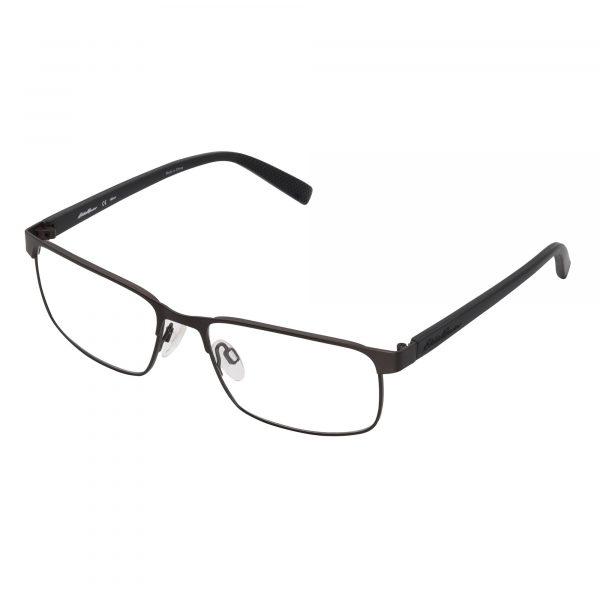 Eddie Bauer Brown 32026 - Eyeglasses - Left