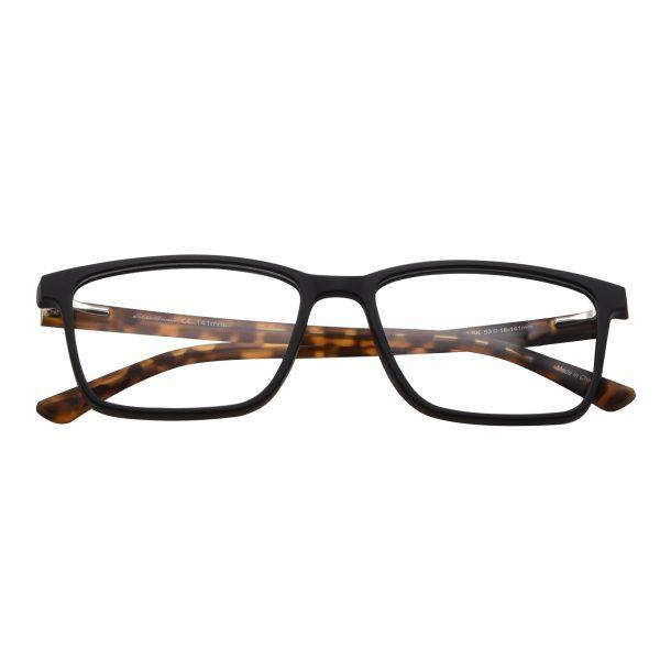 Eddie Bauer Black 32036 - Eyeglasses - Folded