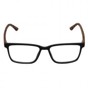 Eddie Bauer Black 32036 - Eyeglasses - Front