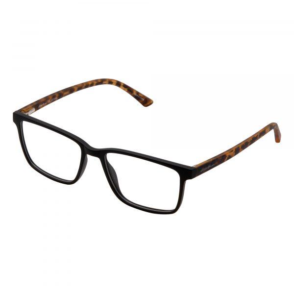 Eddie Bauer Black 32036 - Eyeglasses - Left