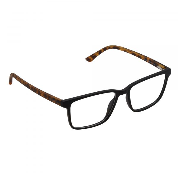 Eddie Bauer Black 32036 - Eyeglasses - Right