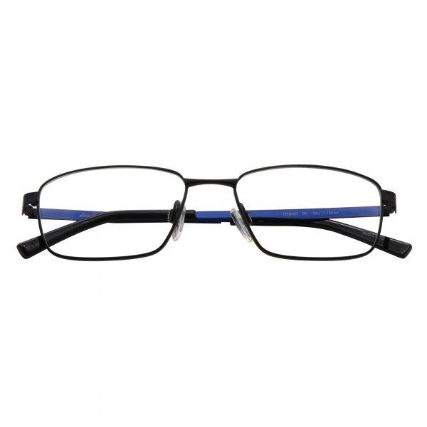 Eddie Bauer Black 32033 - Eyeglasses - Folded