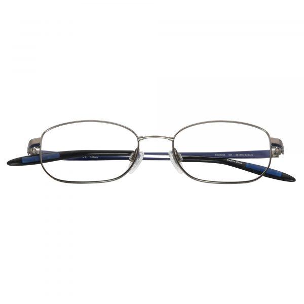 Eddie Bauer Gunmetal 32043 - Eyeglasses - Folded