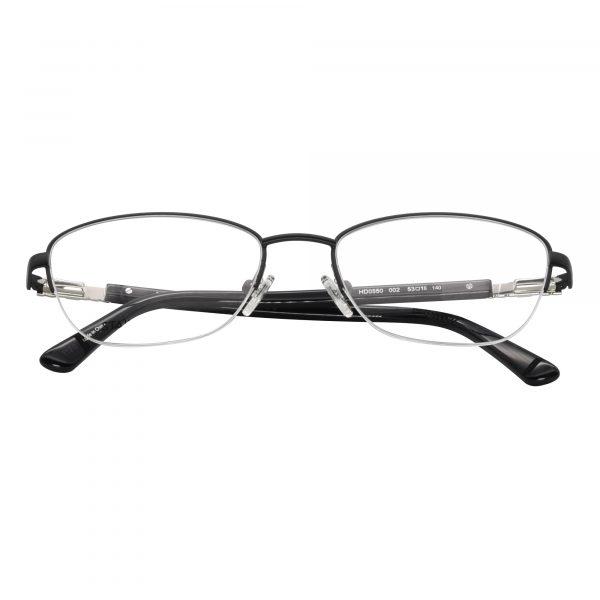 Harley Davidson Black 550 - Eyeglasses - Folded