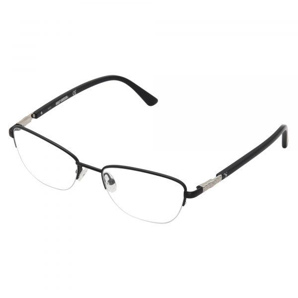Harley Davidson Black 550 - Eyeglasses - Left