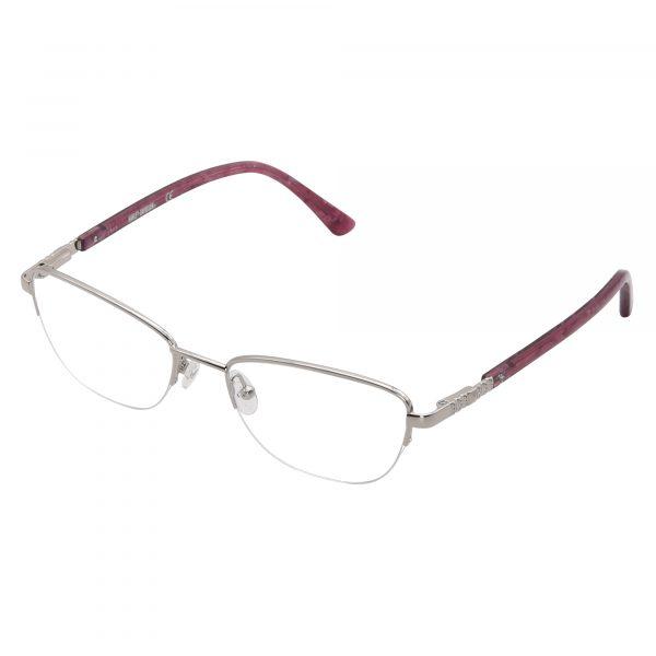 Harley Davidson Silver 550 - Eyeglasses - Left