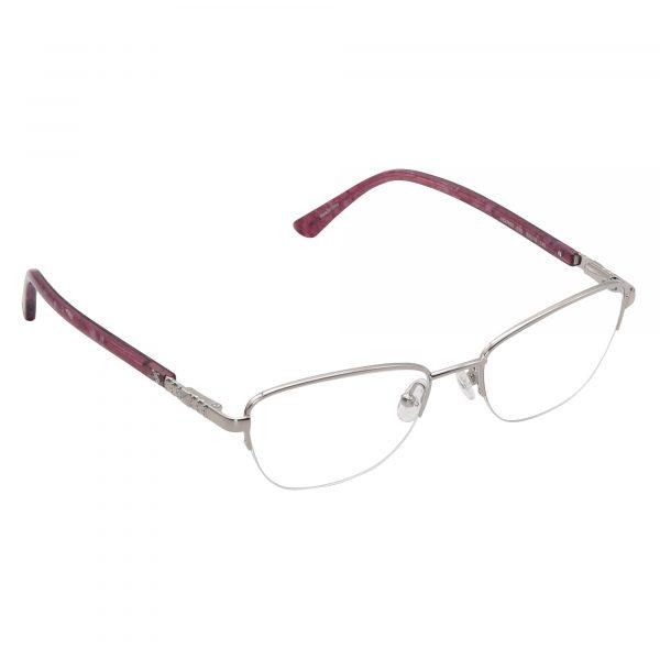 Harley Davidson Silver 550 - Eyeglasses - Right