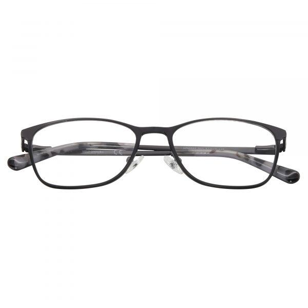 Harley Davidson Black 552 - Eyeglasses - Folded
