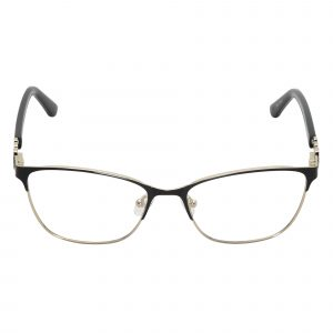 Harley Davidson Black 553 - Eyeglasses - Front