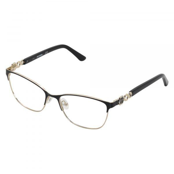 Harley Davidson Black 553 - Eyeglasses - Left