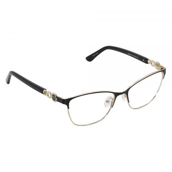 Harley Davidson Black 553 - Eyeglasses - Right