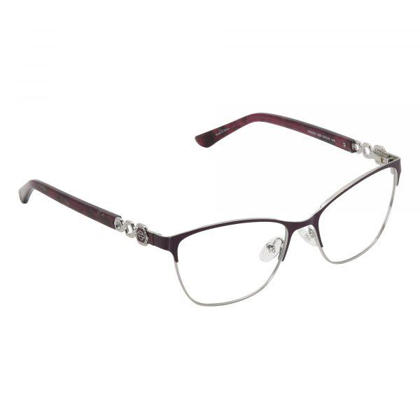Harley Davidson Red 553 - Eyeglasses - Right