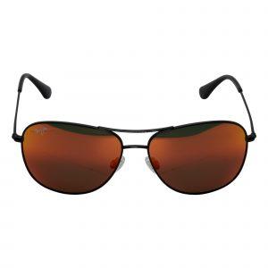 Maui Jim Black Cliff House - Sunglasses - Front