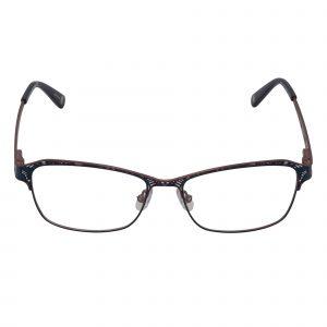 Liz Claiborne Blue L655 - Eyeglasses - Front