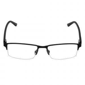 Claiborne Black 254 - Eyeglasses - Front