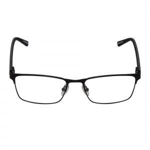 Claiborne Black 257 - Eyeglasses - Front