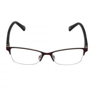 Liz Claiborne Red L456 - Eyeglasses - Front