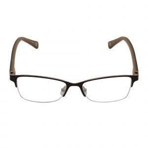 Liz Claiborne Brown L456 - Eyeglasses - Front