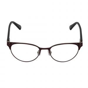 Liz Claiborne Red L457 - Eyeglasses - Front