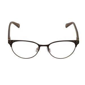 Liz Claiborne Brown L457 - Eyeglasses - Front
