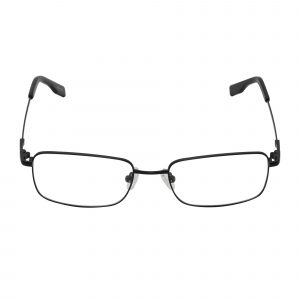 Invisaflex Black INV 101 - Eyeglasses - Front